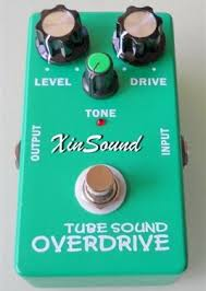 XinSound Tube Sound Overdrive