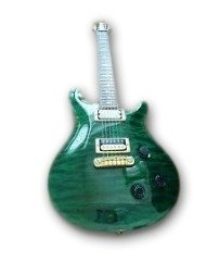PRS carved top